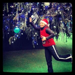 Christmas run 2012