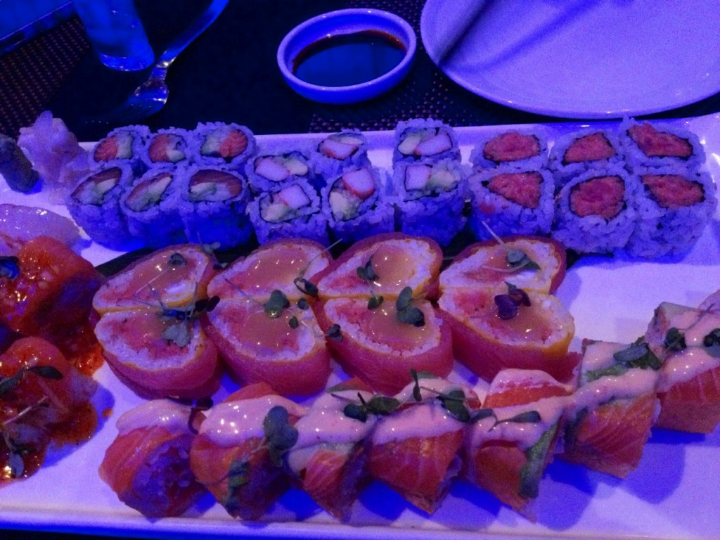 the heart shaped roll was called the Cupid Roll.