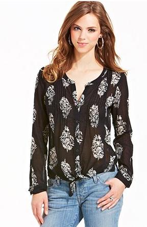 Lucky floral shirt