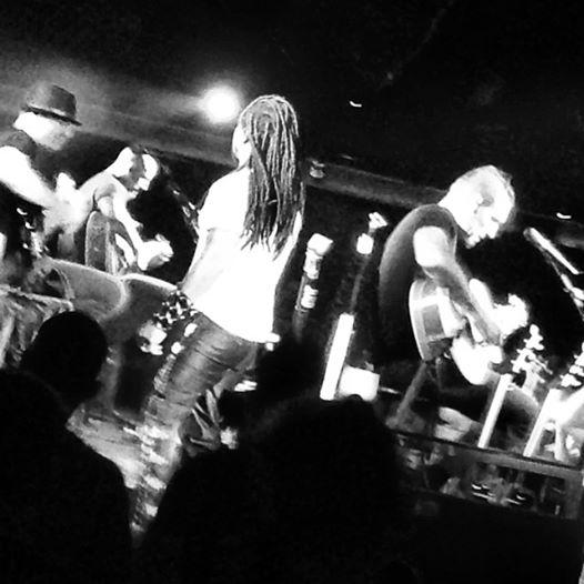 Sevendust @ the Starland Ballroom Photo @ C. Cerzosie