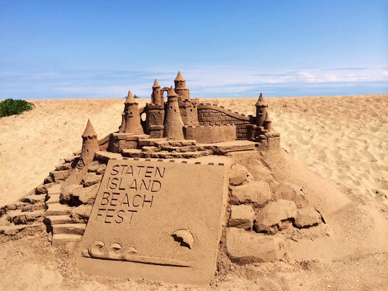 Sand Castles Archives