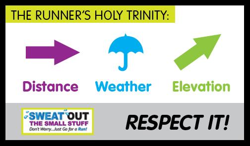 Runner's Holy Trinity