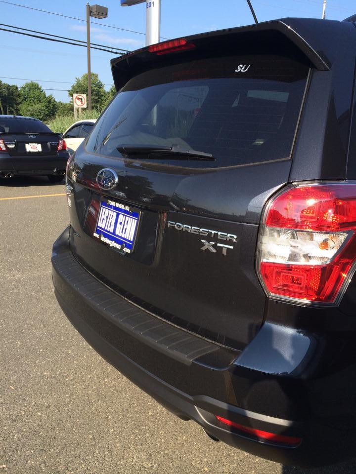Subaru Forester XT Premium