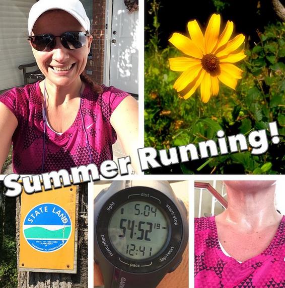 Summer Running!