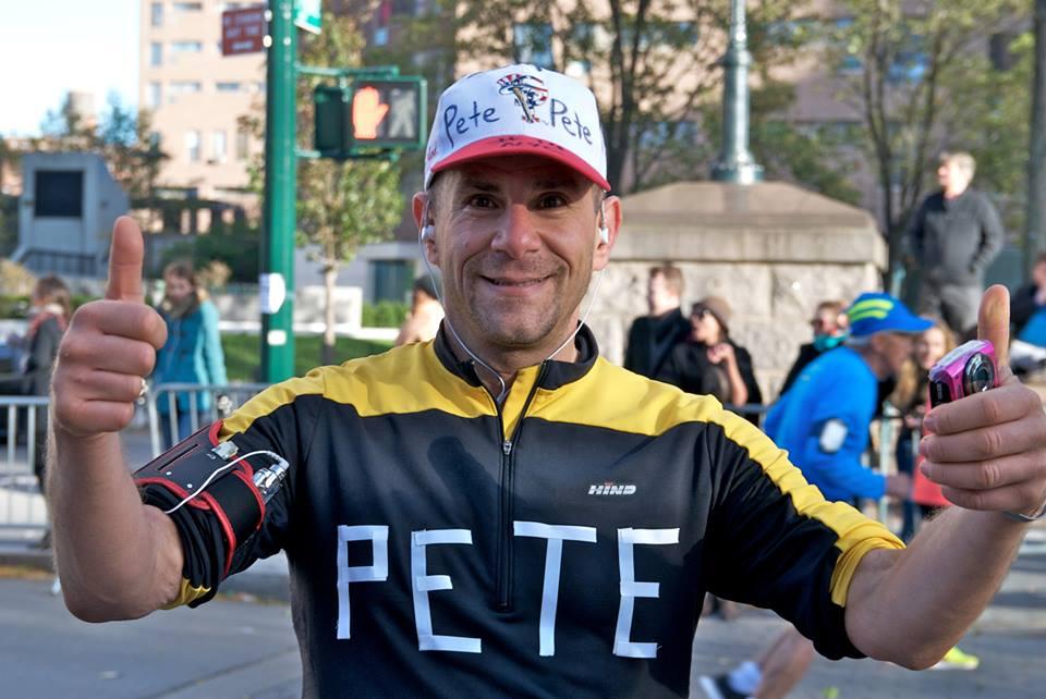Go Pete Go!