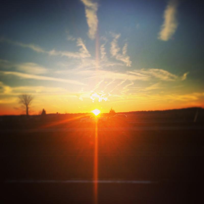 Sunset 12/26