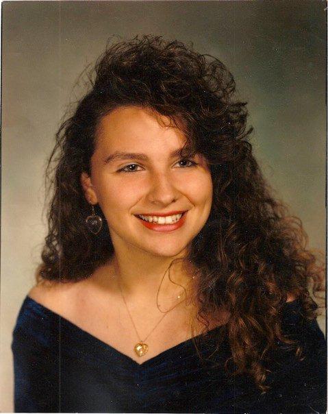 High School hair