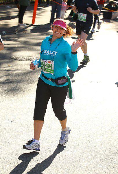 1st marathon! 2011