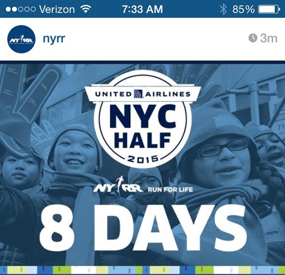 NYC Half
