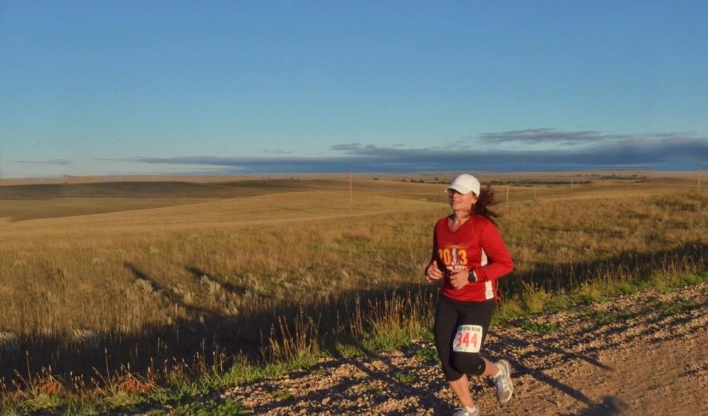 Half marathon Day 4: Montana