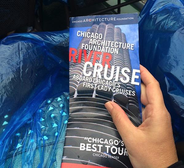 River cruise ponchos