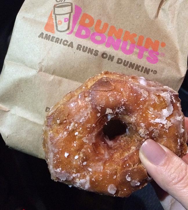 Snickerdoodle Croissant Donut