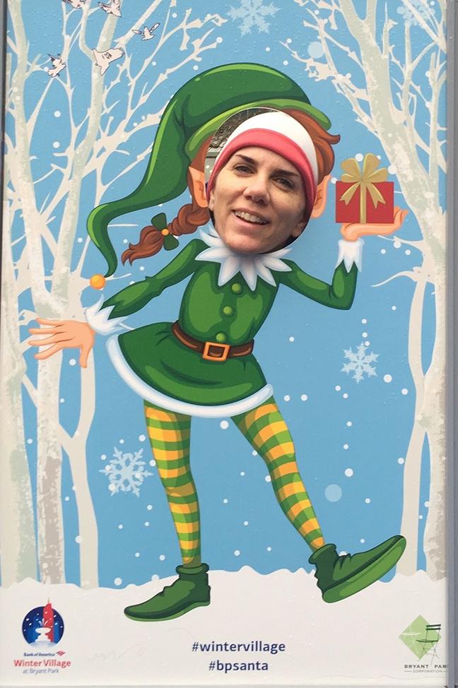Elf runner 2
