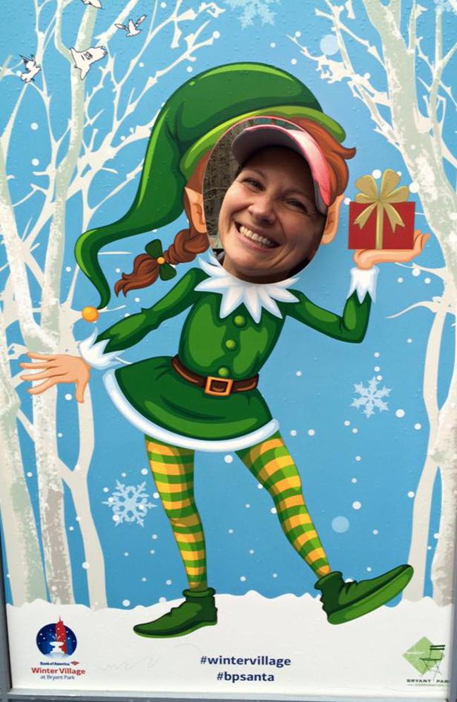 Elf runner 1