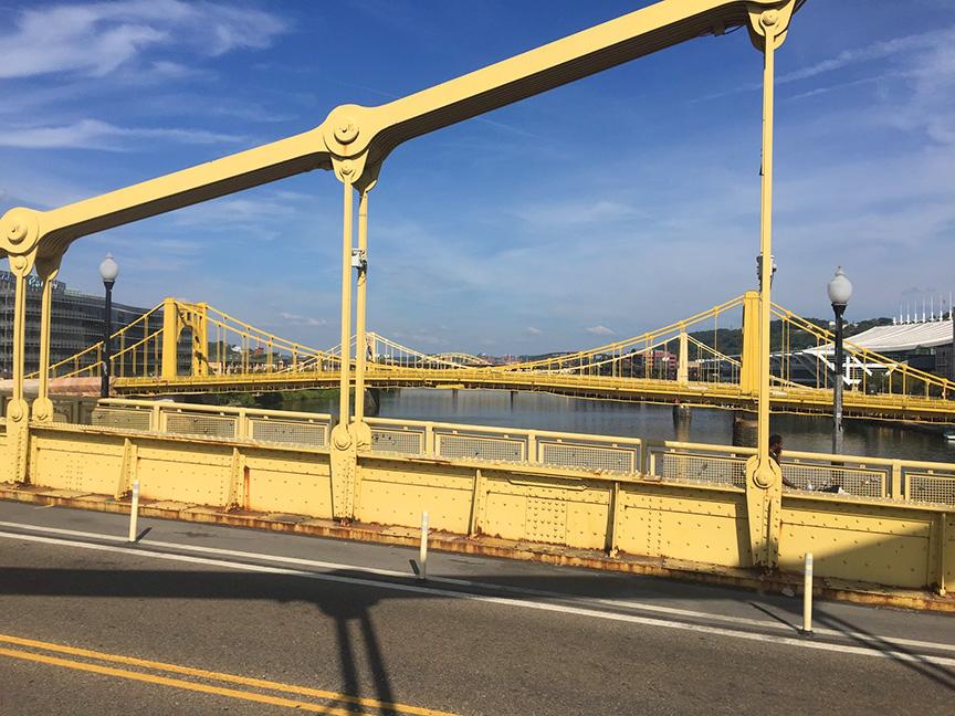 just a few of the bridges