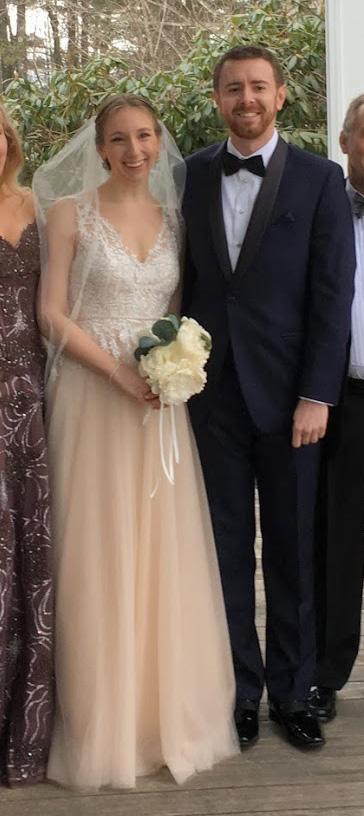 The adorable couple